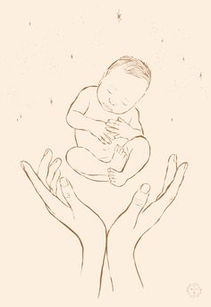 Pregnancy Drawing, Pregnancy Art, Doula, Family Illustration, Illustration Art, Tattoo Maria, Animal Drawings, Art Drawings, Birth Art