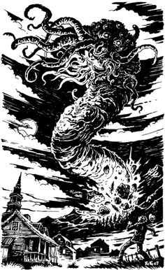 !a!a fhtagn Arte Horror, Horror Art, Cthulhu Mythos, Dark Fantasy, Fantasy Art, Call Of Cthulhu Rpg, Lovecraft Cthulhu, Lovecraftian Horror, Eldritch Horror