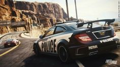 The new 2014 Mercedes-Benz Black Series Coupe is all about harnessing speed in the new Need for Speed Rivals video game coming in November. Camilla Luddington Tomb Raider, Need For Speed Games, Need For Speed Rivals, C63 Amg Black Series, Mercedes C63 Amg, Ea Games, Xbox Games, Daimler Ag, Street Racing