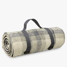 Croft collection neutral picnic blanket, John Lewis