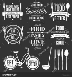 stock-vector-set-of-vintage-food-related-typographic-quotes-vector-illustration-kitchen-printable-design-334986524.jpg (1500×1600)