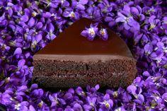 Jednoduchý skvělý čokoládový dort