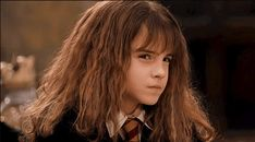 """The root is the Latin cave, """"beware"""". This pic - Emma Watson as Hermione Granger in Harry Potter. Harry Potter Quiz, Mundo Harry Potter, First Harry Potter, Harry Potter Pictures, Harry Potter Hermione, Harry Potter Characters, Ron Weasley, Hermione Granger Quotes, Prisoner Of Azkaban"""