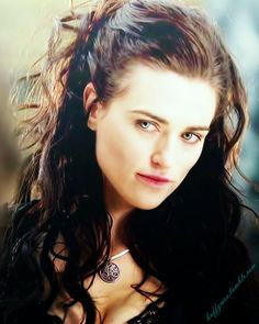 Katie McGrath U. Katie McGrath is best known for portraying Morgana on the BBC One series Merlin Merlin Serie, Merlin Cast, Merlin Morgana, Merlin Colin Morgan, Lena Luthor, Katie Mcgrath, Bbc One, Future Wife, Ouat