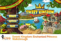 Our Sweet Kingdom Enchanted Princess Walkthrough is ready! Use our detailed instructions and video solutions for each and every level to restore the kingdom and the princess to their rightful states.