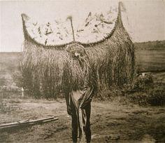 ceremonial costume, Kenya