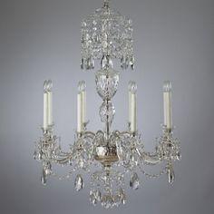 Conservatory Garden Chandelier - Ceiling Fixtures - Lighting - Products - Ralph Lauren Home - RalphLaurenHome.com