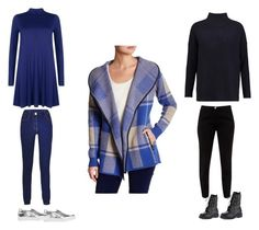"""""""Winter10"""" by fancywan on Polyvore featuring Love Token, Boohoo, Ted Baker, Pringle of Scotland and COSTUME NATIONAL"""