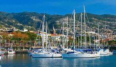 city of Funchal - madeira island