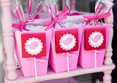 Gorgeous 2nd Birthday - A Sweet Birdy Tea Party theme styled By Ruby May Designs