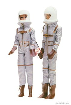 1965 Miss Astronaut #1641 | Barbie Collector, Release Date: 1/1/1965 Product Code: 1641, $_