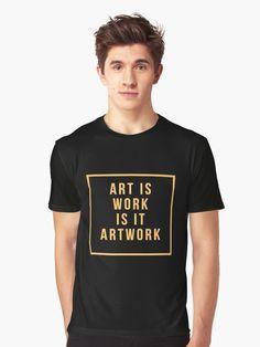 Simple Text Premium Tshirt