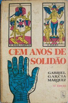 """""""Cem anos de solidão"""", Gabriel Garcia Marquez"""