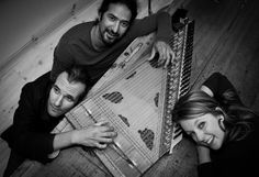 with qanunplayer Osama Abdulrasol and bassplayer and singer Henk De Laat - pic by Thomas Terrie Playing Cards, Singer, Cards, Game Cards, Playing Card, Singers