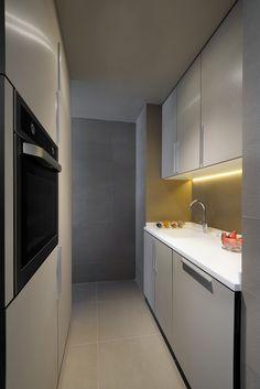 hidden 'dirty' kitchen