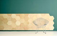 Plywood wall panels
