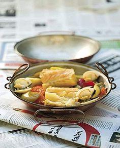 ricette di cucina ricette regionali e scuola di cucina cataplana portoghese