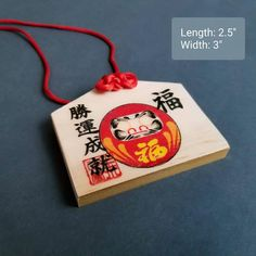 Ofuda Amulet for Family Safety /& HappinessCard Ornament Temple in Japan