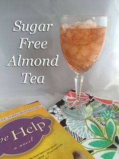 Almond Tea, Alcoholic Drinks, Beverages, Appetizer Recipes, Sugar Free, My Favorite Things, Blog, Keto, Foods