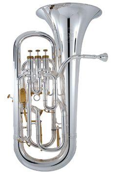 Besson (Bessie), my favorite euphonium to play