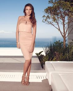 Michelle Keegan 2 In 1 Cami Dress £65.00