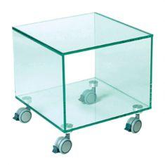 Glazen bijzettafel Instyle Karen | interieur | MEUBELS VAN GLAS ...