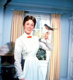 Mary Poppins Poster - Mary Poppins Print