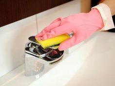Como limpiar toda tu casa con bicarbonato