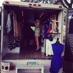 Street boutique fashion truck #dcfashiontruck www.shopstreetboutique.com