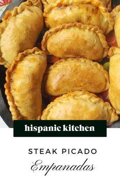 Steak Picado Empanadas (Beef Empanadas)