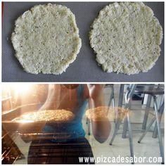 Masa pizza de coliflor 6