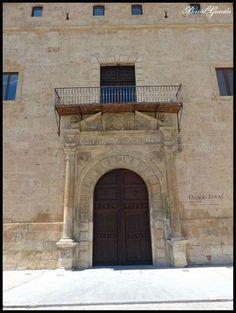 Palacio Ducal de Pastrana, Guadalajara.