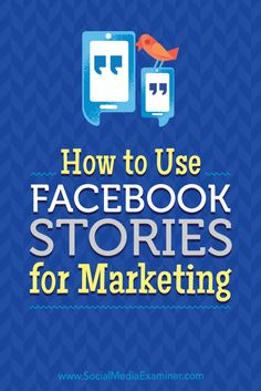 Facebook Stories brings a new video format to Facebook that closely resembles Instagram Stories.  In this article, you'll discover what you need to know to succeed with Facebook Stories.