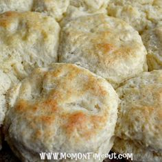 Make perfect homemade biscuits every time with this easy recipe!