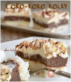 chute a vône mojej kuchyne. Pavlova, Tiramisu, Delicious Desserts, Cheesecake, Food And Drink, Gluten Free, Chocolate, Baking, Ethnic Recipes