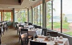 Jack Sam's Restaurant is located just off the lobby with a beautiful view of Little Lake and Talking Rock Course. Our Executive Chef has designed menu selections to delight all and provides the fare expected at a world class Function Room, Executive Chef, Tour Operator, Event Ideas, Room Set, Staging, Tourism, Menu, Golf