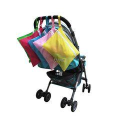 Waterproof Baby Stroller Organizer Bag Baby Stroller Accessories Stroller Bag Organizer Stroller Organizer Carriage #Affiliate