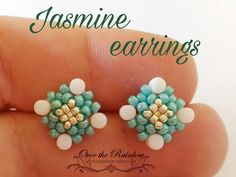 PDF JASMINE EARRINGS