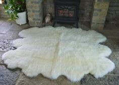 Long Fur Sexto Sheepskin Rugs