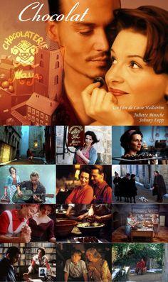 Chocolat Books, Movies, Movie Posters, Chocolates, Libros, Films, Book, Film Poster, Cinema