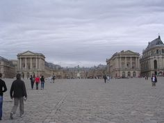 Palais Versailles, Paris, France