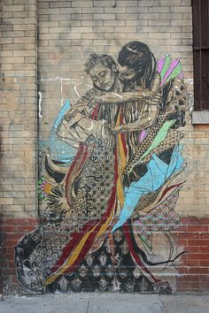 Swoon- all of the patterns are reminiscent of Klimts The Kiss.