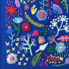Image result for modern embroidery patterns