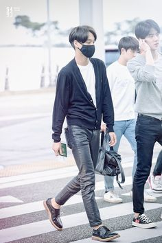 Kai | 150529 Incheon Airport departing for Shanghai