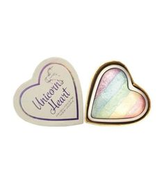 MAKEUP-REVOLUTION-034-I-HEART-UNICORNS-034-RAINBOW-HIGHLIGHTER-BLUSH-EYESHADOW-Powder