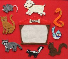 Rachel's Reading Room: Move Over, Rover! by Karen Beaumont