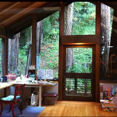 My future writing studio.