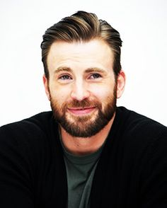 Chris Evans, light of my life