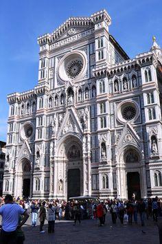 Florence Duomo Santa Maria del Fiore - Johnson-Miles photo