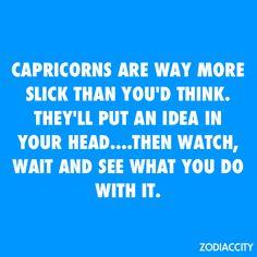 Capricorn ; )